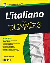 L'italiano For Dummies.