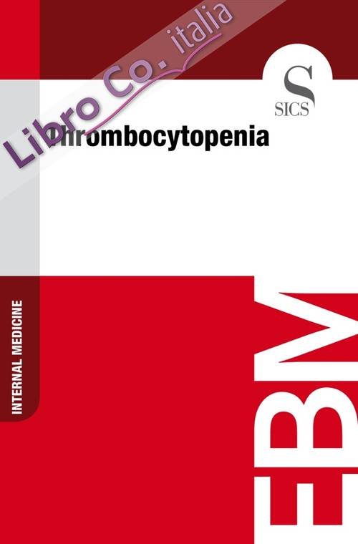 Thrombocytopenia.