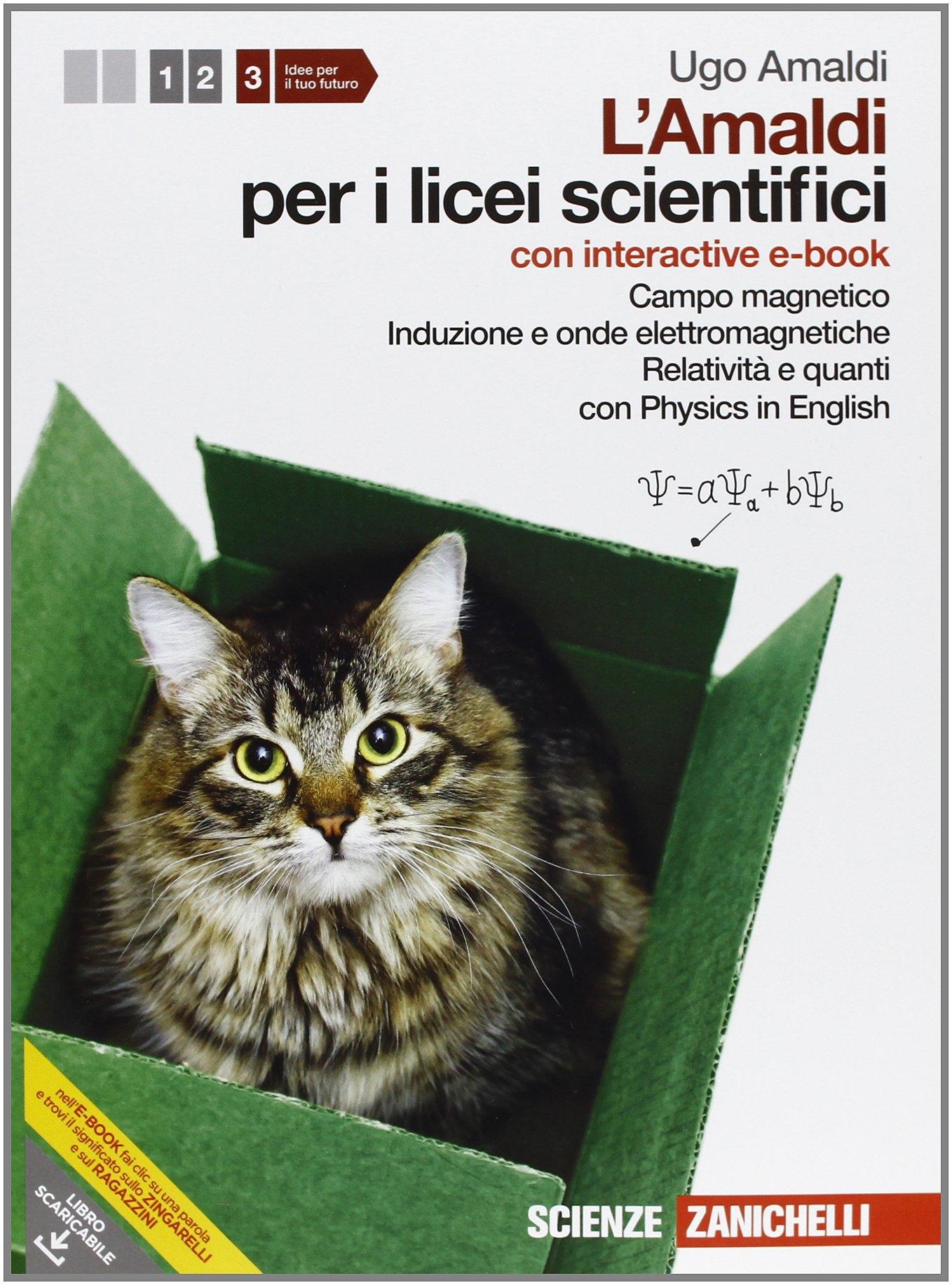 Amaldi per i licei scientifici. Con interactive e-book. Con espansione online