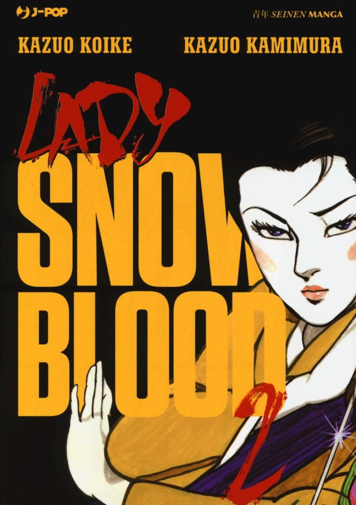 Lady Snowblood. Vol. 2