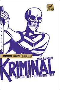 Kriminal. Vol. 11: Agosto 1967-Novembre 1967