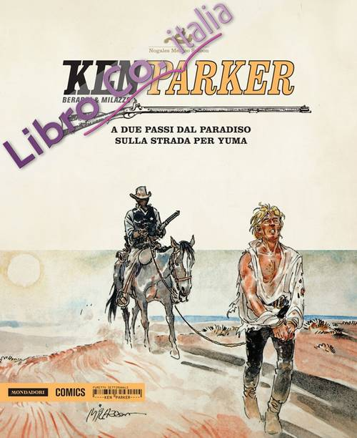 Ken Parker. Vol. 22