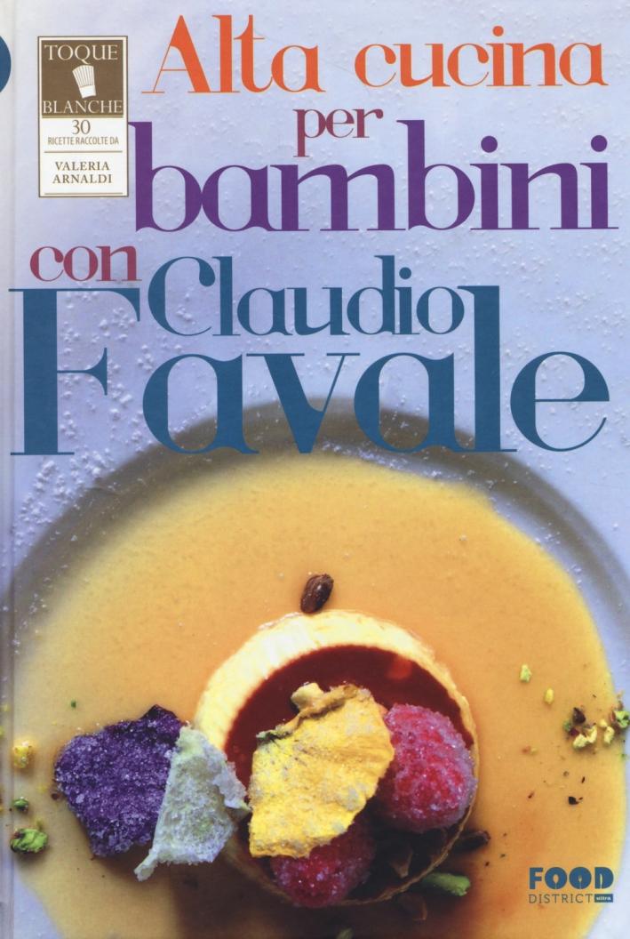 Alta cucina per bambini con Claudio Favale