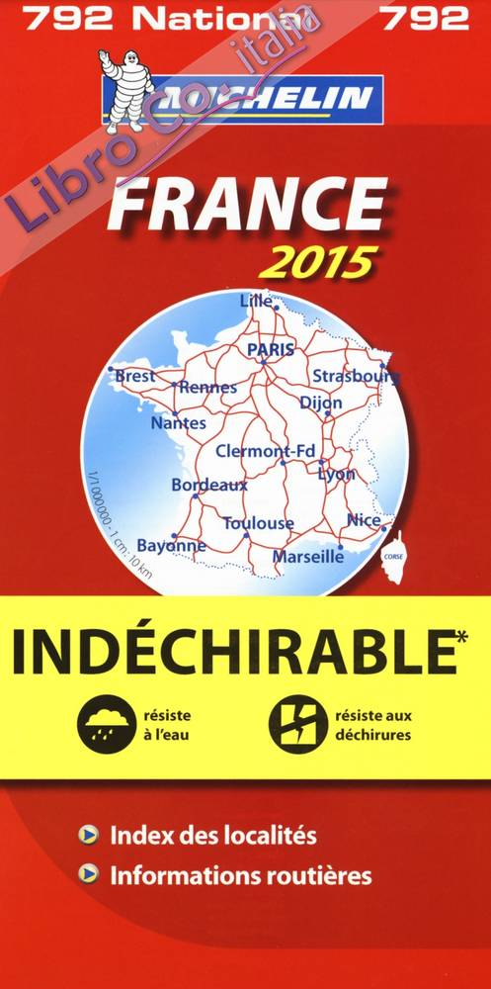 France 2015 1:1.000.000