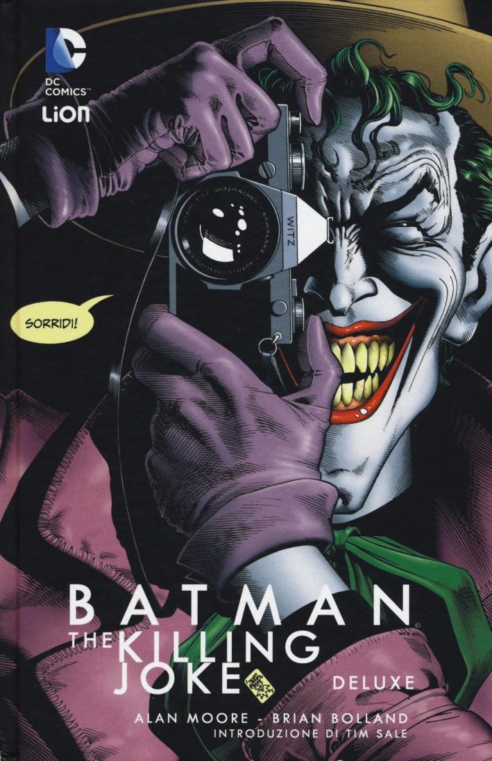 The killing Joke. Batman. Ediz. illustrata
