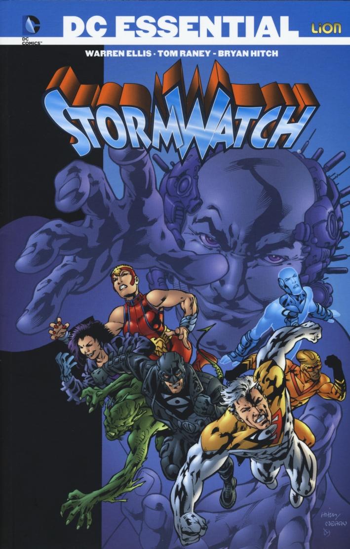 Stormwatch. Vol. 2.