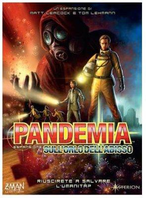 Pandemia. Sull'Orlo dell'Abisso. [Espansione per Pandemia. Una Nuova Sfida]