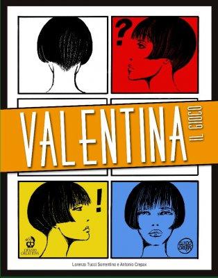 Tuttocrepax Vol. 1. Valentina