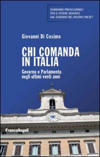 Chi comanda in Italia. Governo e Parlamento negli ultimi vent'anni.