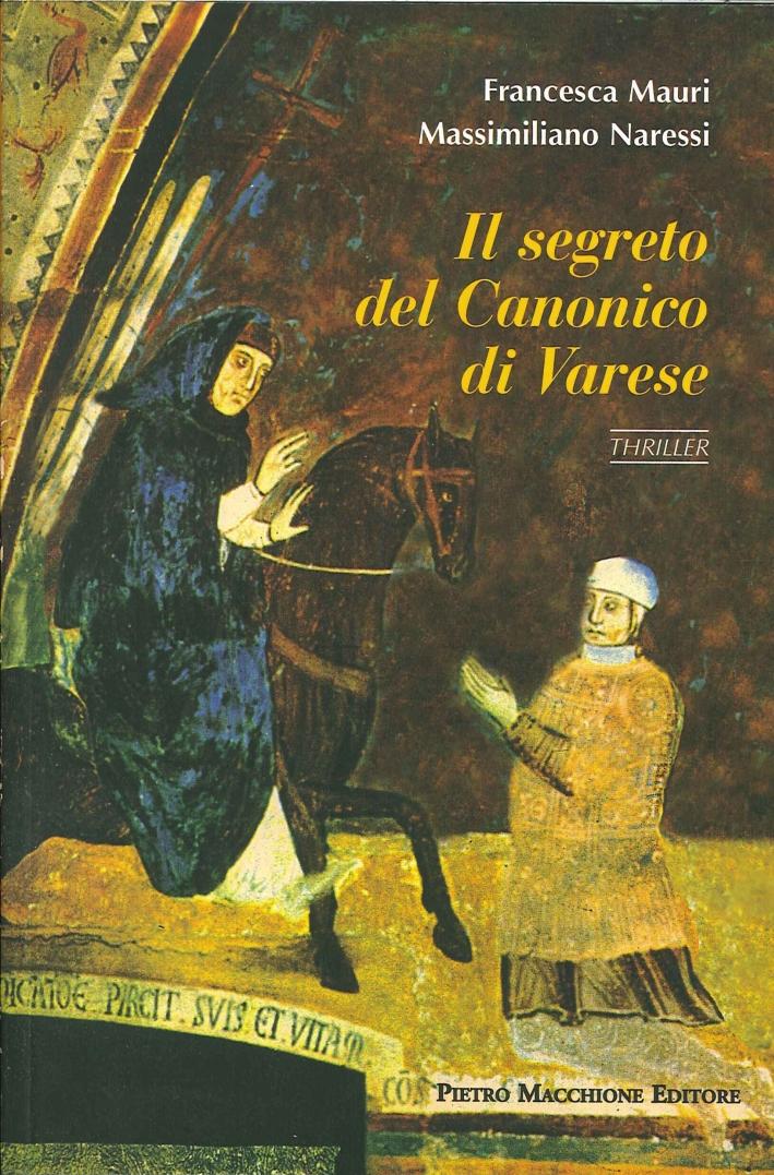 Il segreto del canonico di Varese.