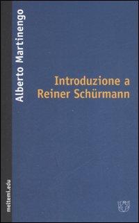 Introduzione a Reiner Schürmann