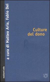 Culture del dono