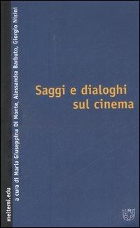 Saggi e dialoghi sul cinema