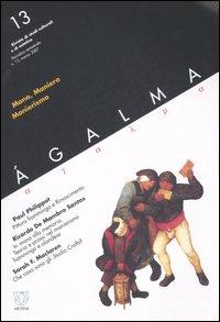 Ágalma (2007). Vol. 13: Mano, Maniera, Manierismo