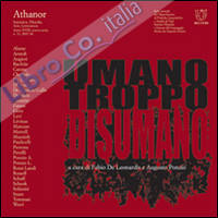 Athanor (2008). Vol. 11: Umano troppo disumano
