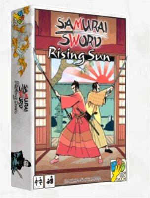 Samurai Sword. Rising Sun. [Espansione per Samurai Sword]