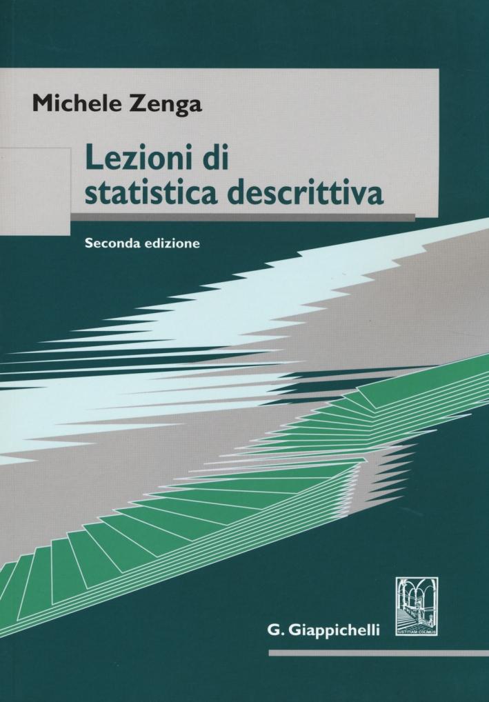 Lezioni di statistica descrittiva