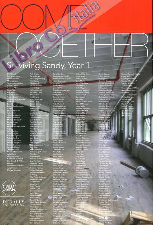 Come Together. Surviving Sandy, Year 1