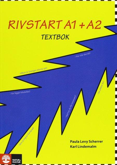 Rivstart Textbok + Audio-CD (MP3) A1-A2