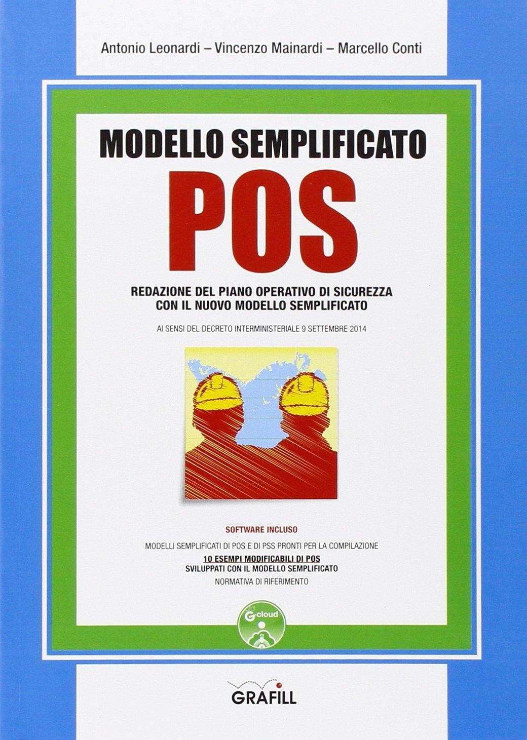 Modello semplificato di POS. Con Contenuto digitale per download e accesso on line