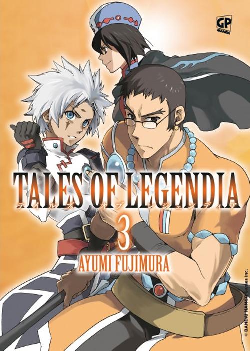 Tales of Legendia. Vol. 3