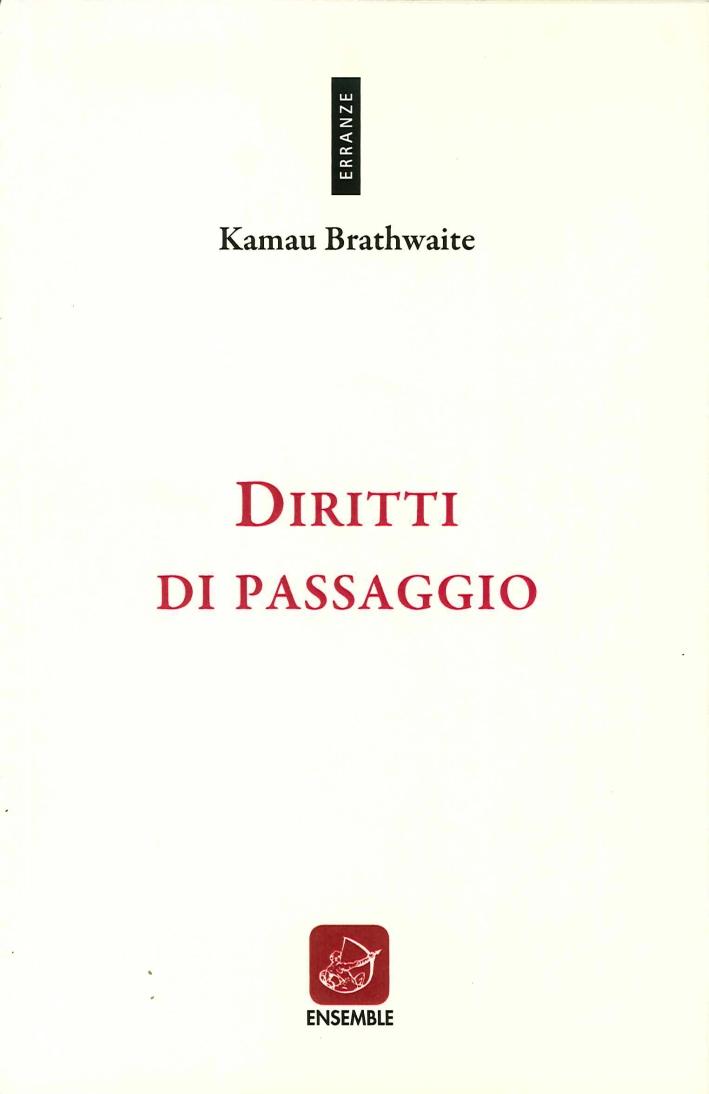 Diritti di Passaggio. Ediz. Multilingue