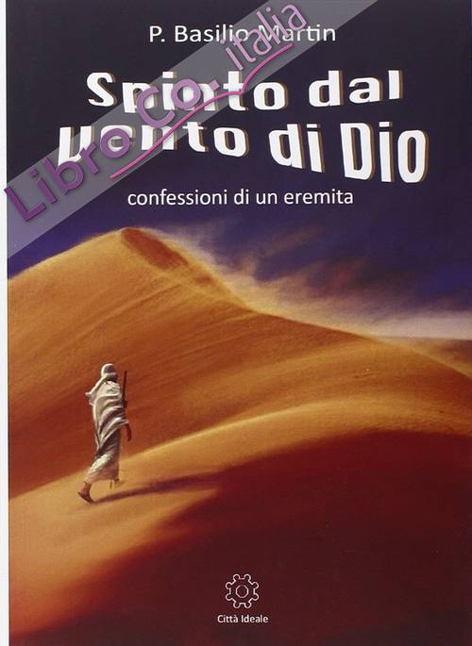 Spinto dal vento di Dio: confessioni di un eremita