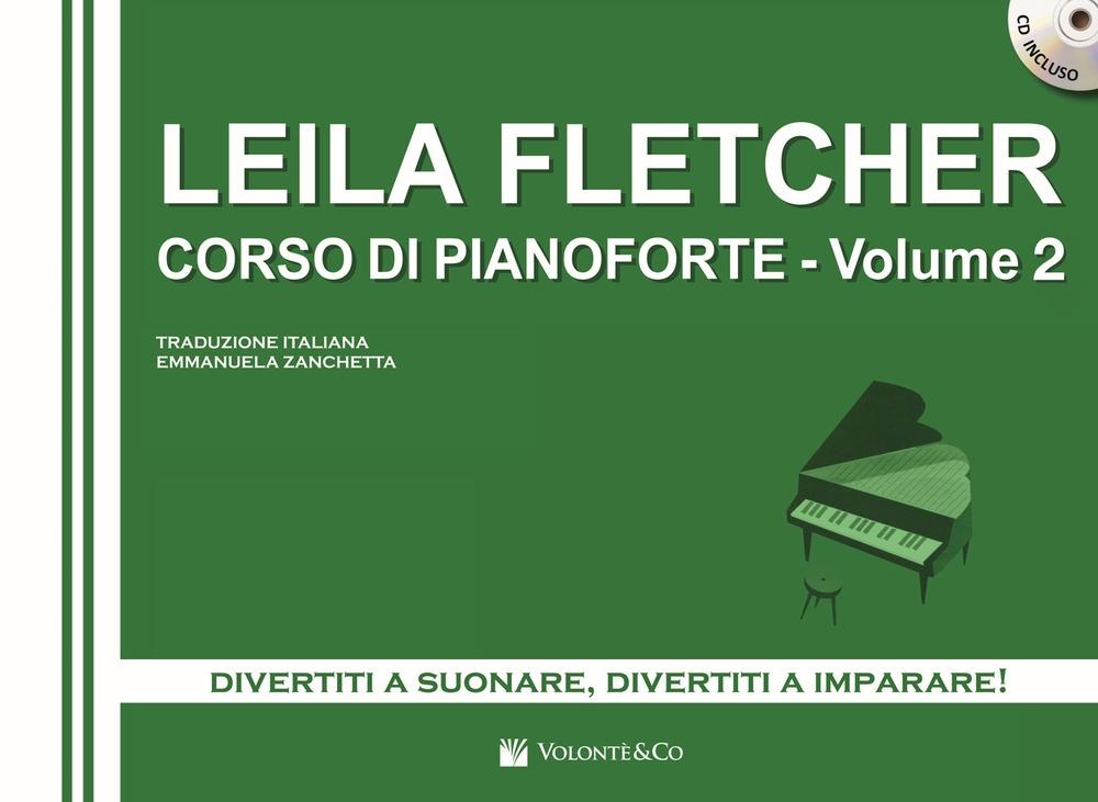 Corso di pianoforte. Con CD Audio. Vol. 2