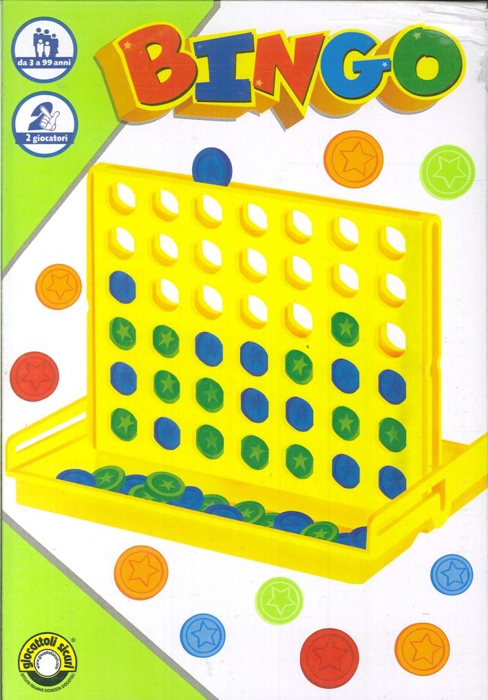 Pocket Globo-fila X 4 Bingo
