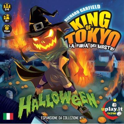 King of Tokyo. Halloween. [Espansione per King of Tokyo].