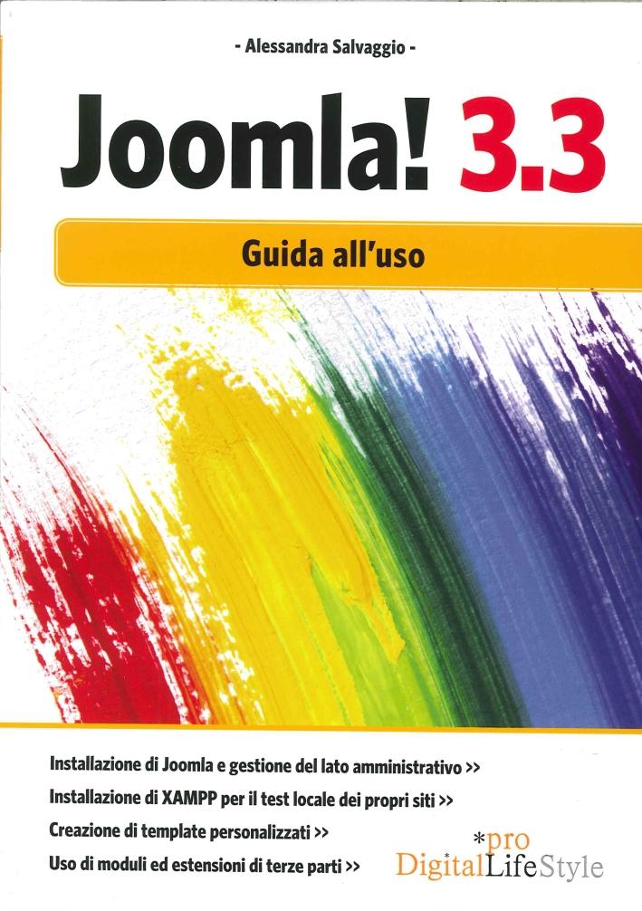 Joomla! 3.3 - Guida all'Uso.