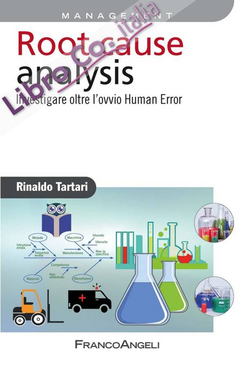 Root cause analysis. Investigare oltre l'ovvio Human Error.