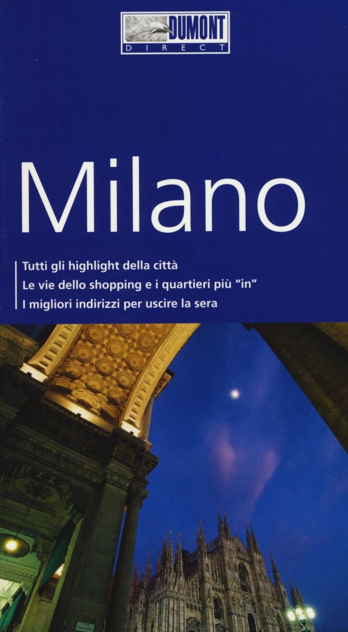 Milano. Con mappa