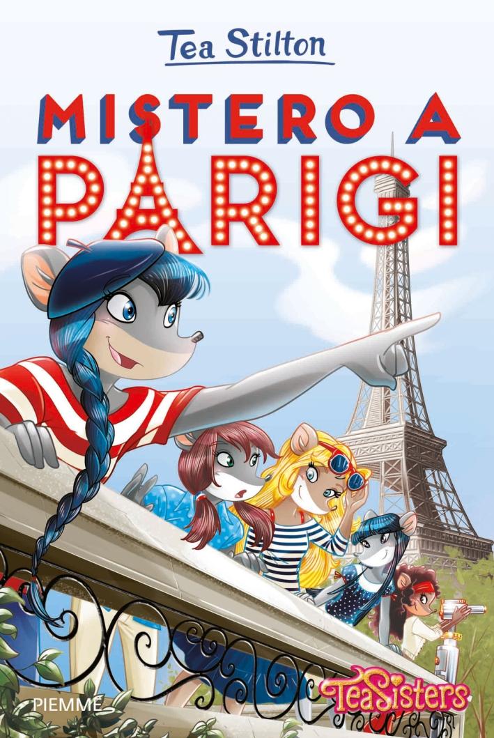Mistero a Parigi.