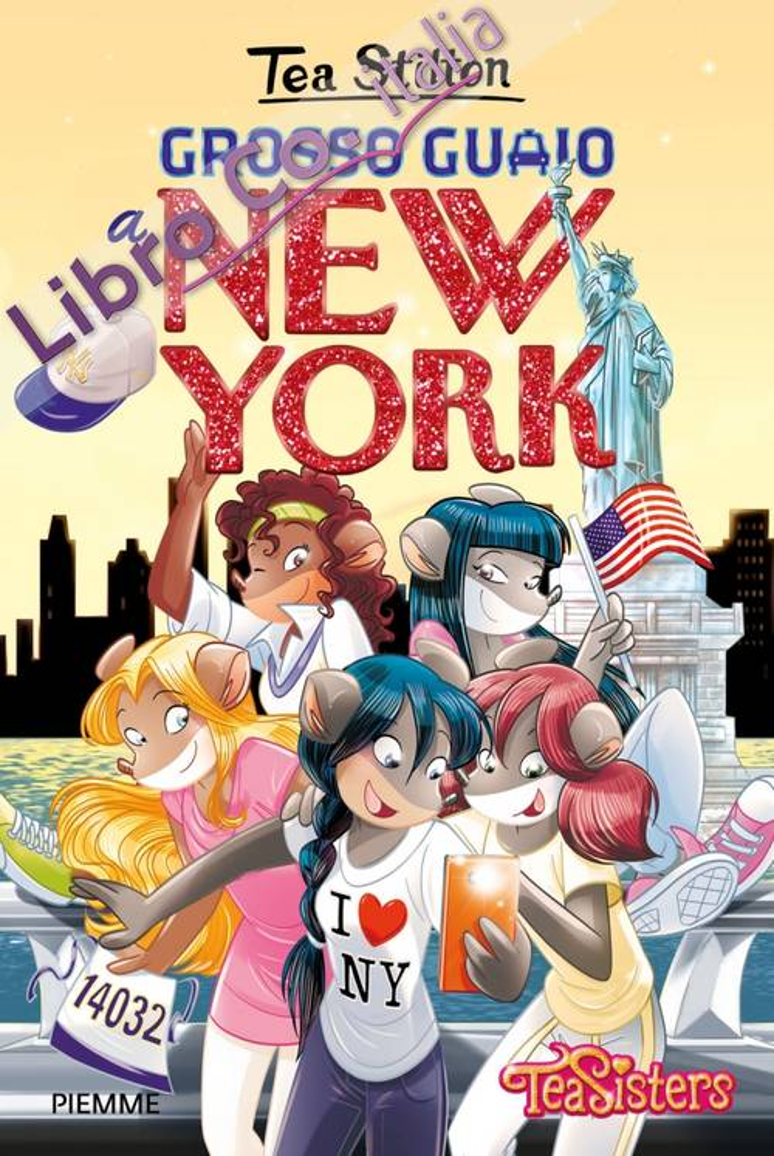Grosso guaio a New York.