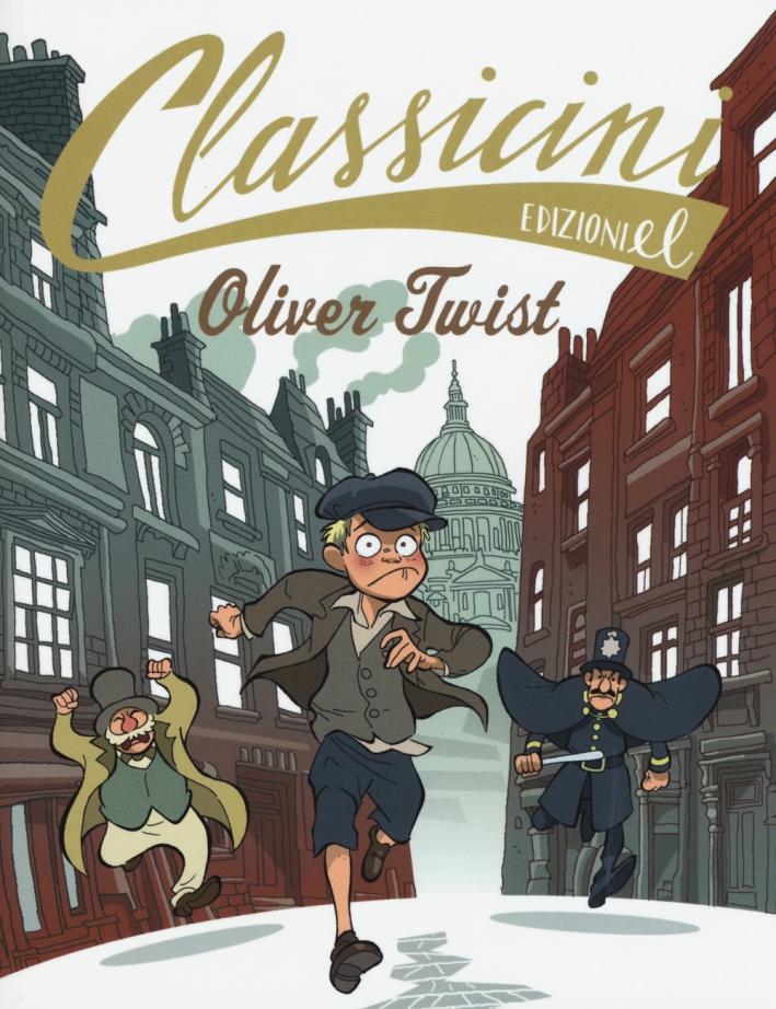 Oliver Twist di Charles Dickens.