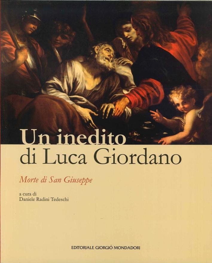 Un Inedito di Luca Giordano. Morte di San Giuseppe