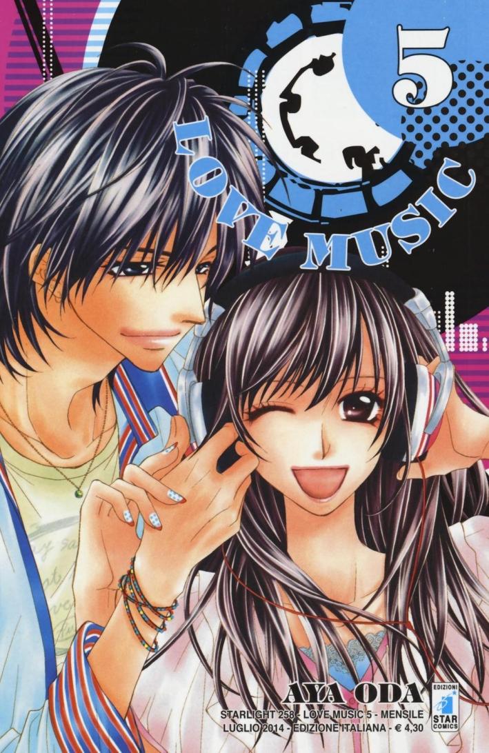 Love music. Vol. 5.