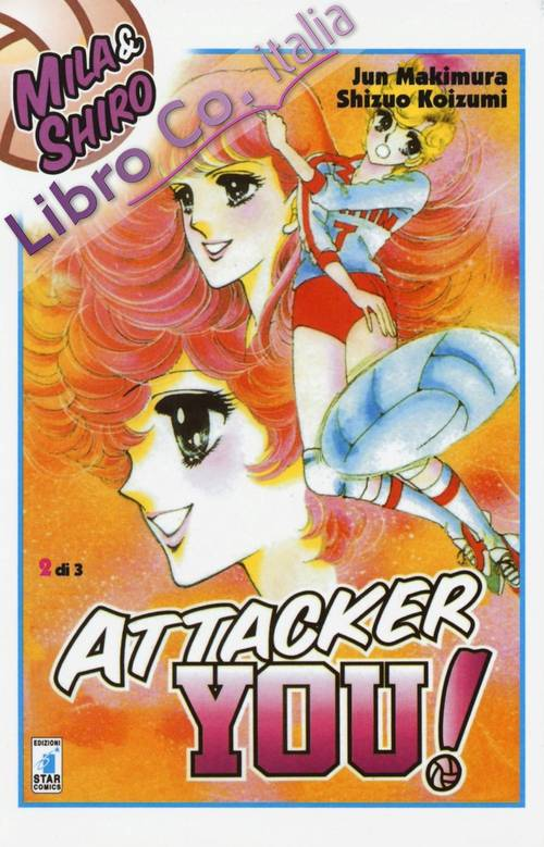 Attacker you!. Vol. 2.
