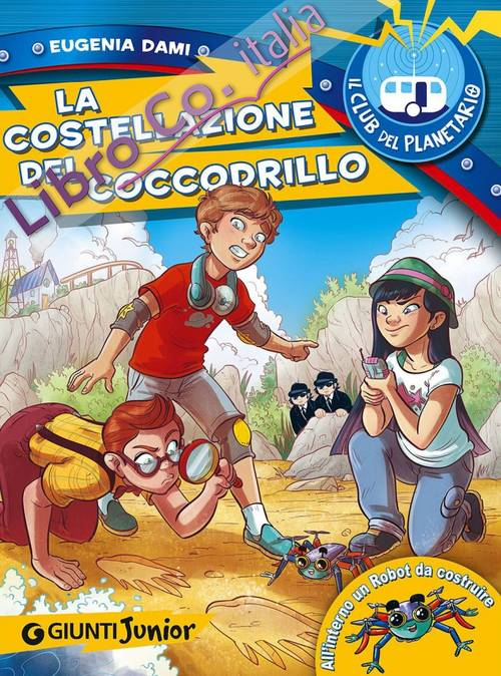 La costellazione del coccodrillo. Il Club del Planetario.