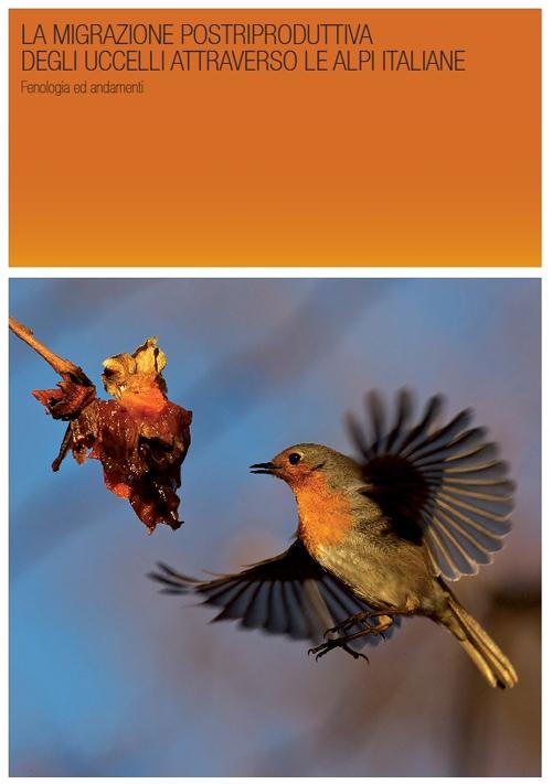 La migrazione post-riproduttiva degli uccelli attraverso le alpi italiane. Fenologia ed andamenti. Ediz. italiana e inglese