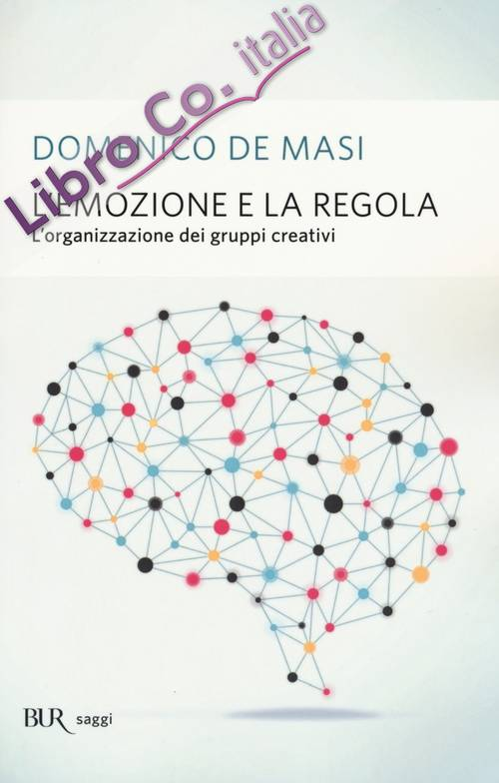 L'emozione e la regola. L'organizzazione dei gruppi creativi.