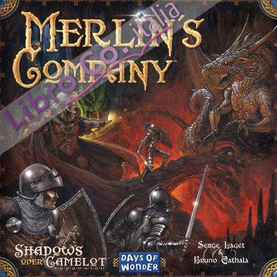 Merlin'S Company. [Espansione per Shadows Over Camelot].