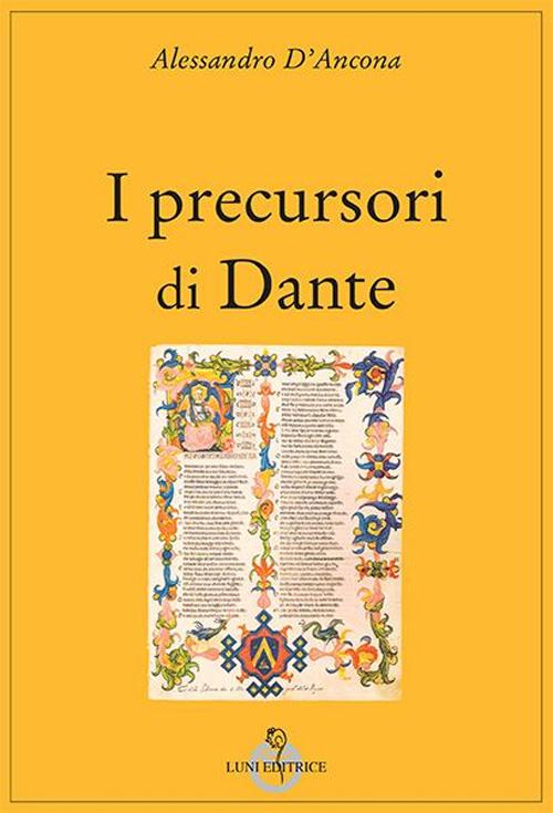 I precursori di Dante