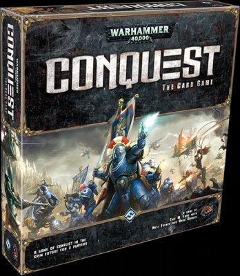 Warhammer 40.000. Conquest