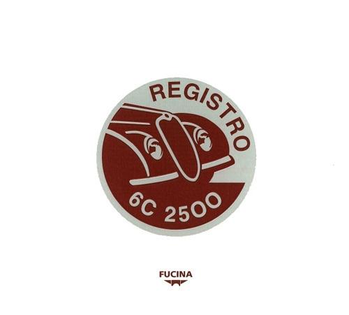 Alfa Romeo 6C 2300, 6C 2500. Ediz. multilingue
