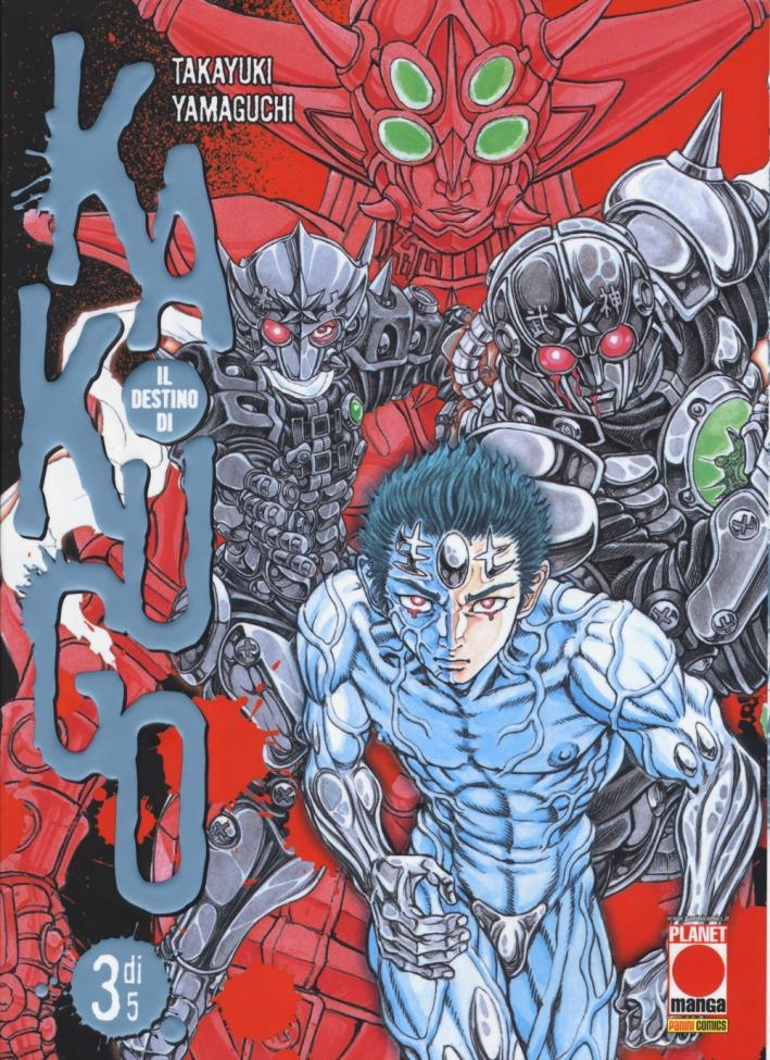 Il destino di Kakugo. Vol. 3