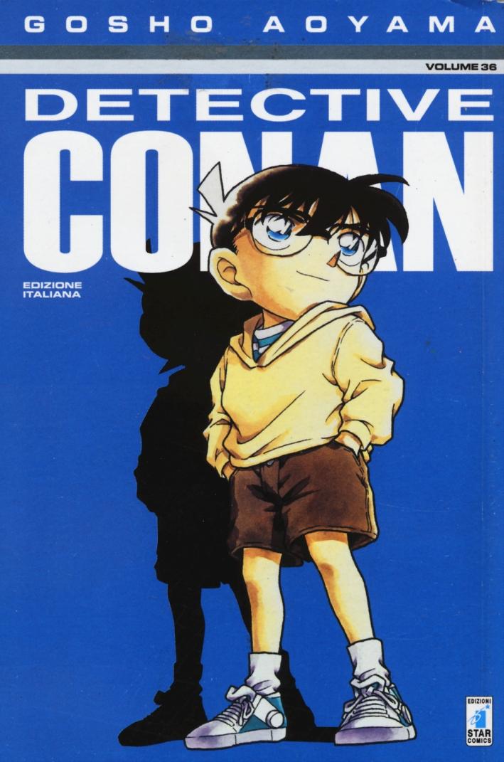 Detective Conan. Vol. 36