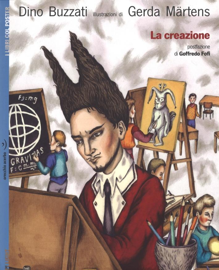 La creazione. Con poster