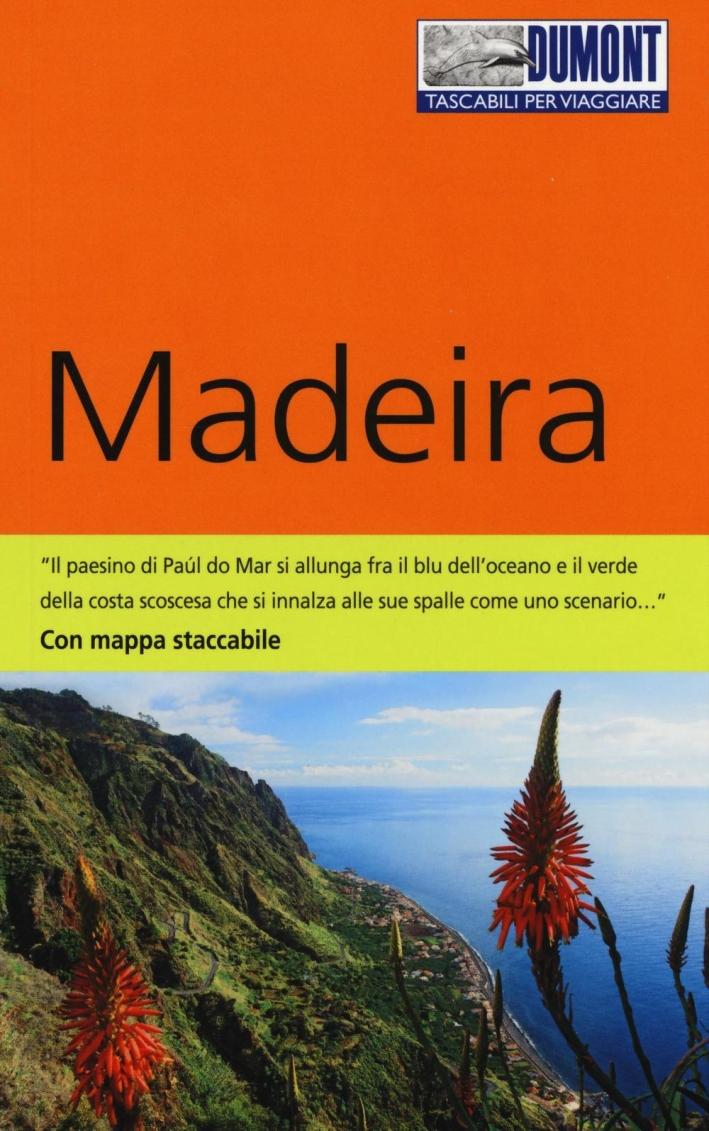 Madeira. Con Carta geografica ripiegata